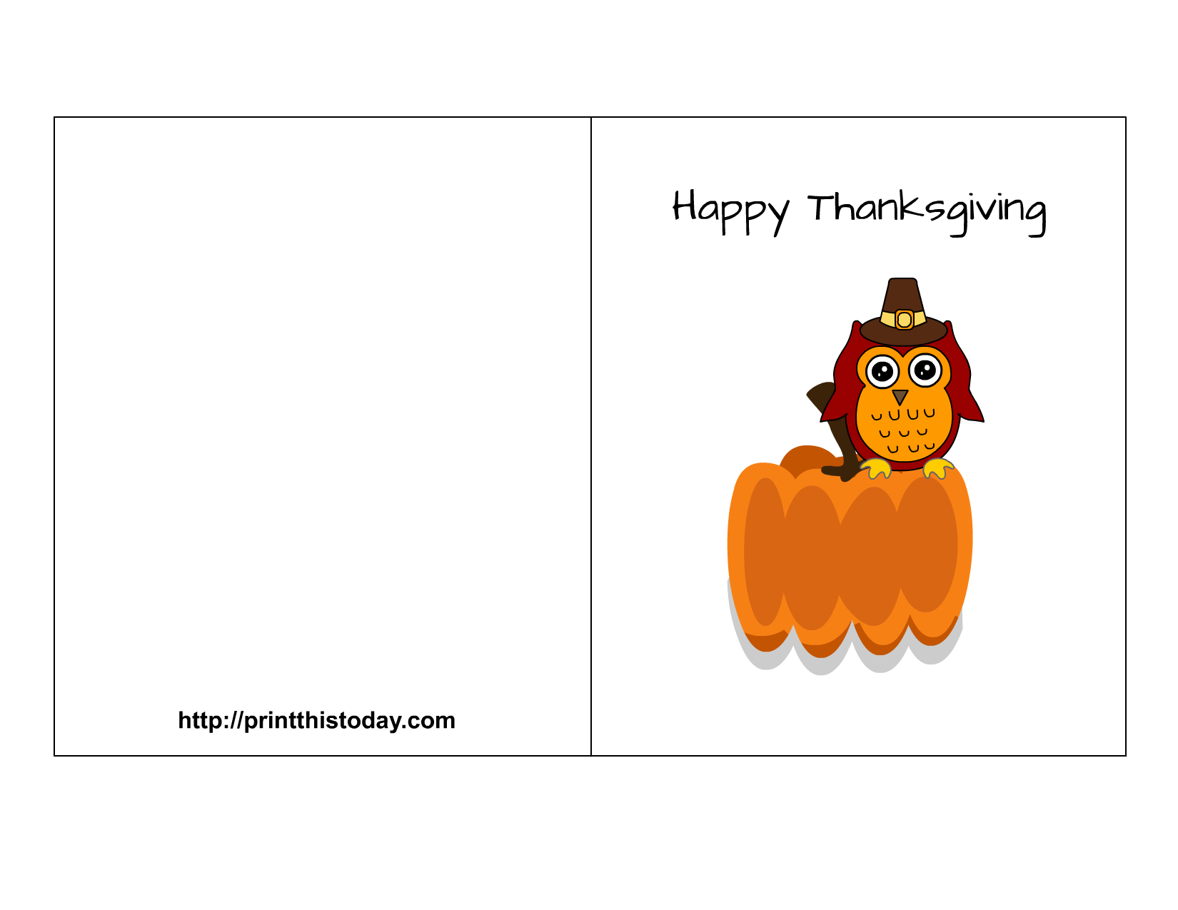 It's just an image of Resource Free Printable Thanksgiving Cards