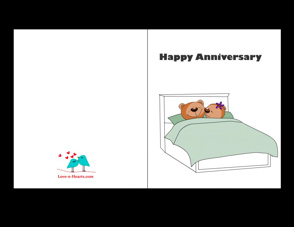Wedding Anniversary Printable Cards Wedding The Wedding – Printable Anniversary Cards for Him