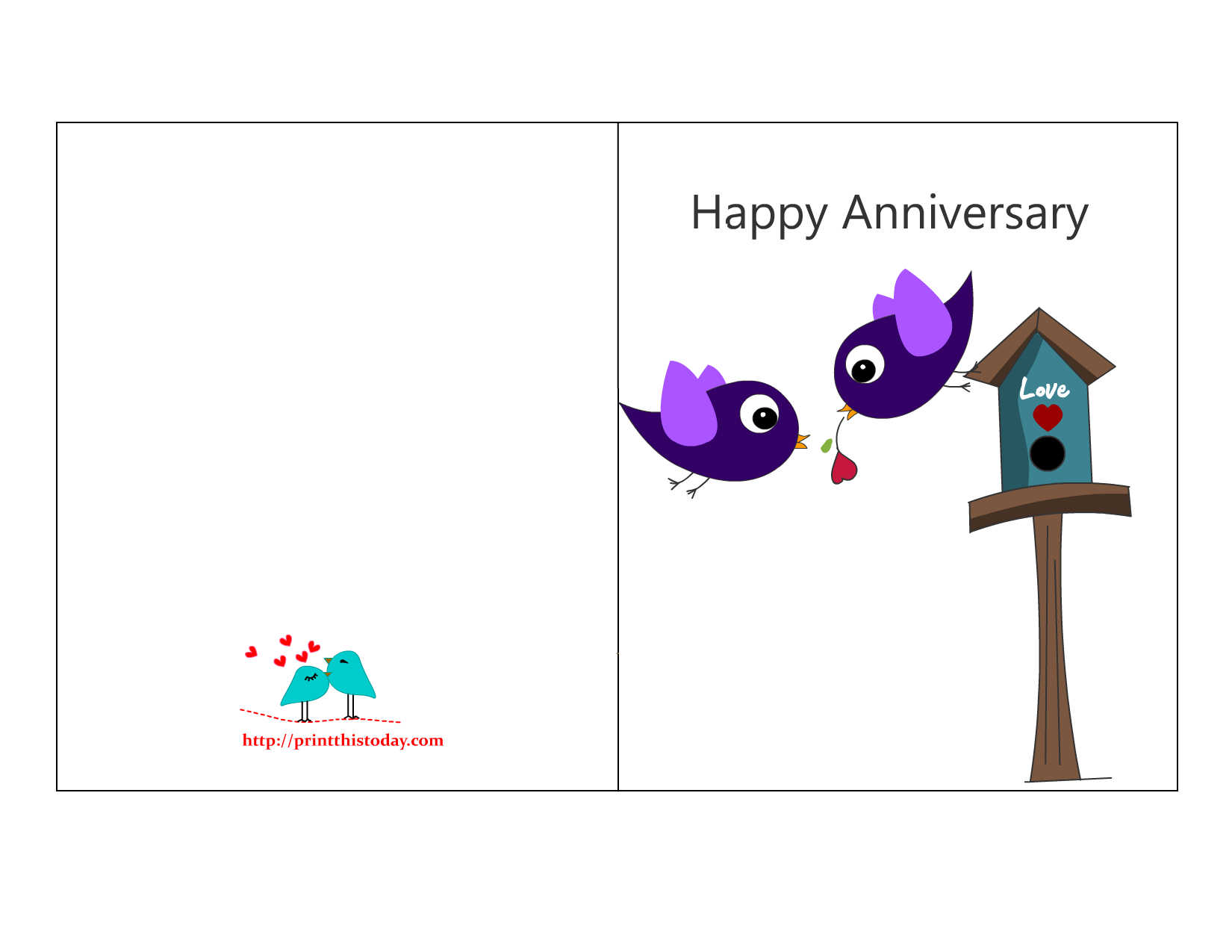 Unusual image with regard to free printable anniversary cards for husband