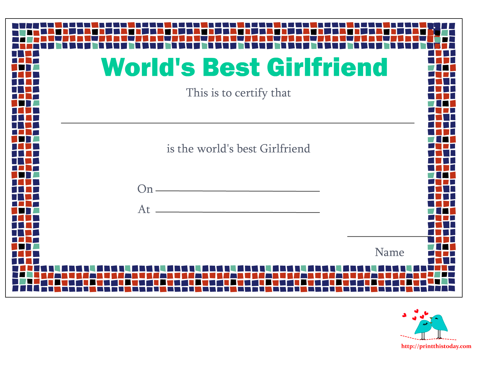 how to be the best girlfriend in the world